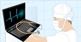 Information technology and its transformational Effect on the health care industry