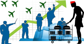 Marketing strategies of full service airlines and low cost airlines from Customer's Perspective