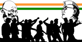 Role of Gandhi and Netaji in Indian National Movement
