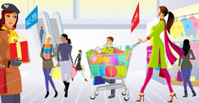 The effects of Mall culture on Indian Consumer Buying Behaviour. A case study of Big Bazaar