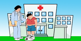 The role of health professional in obesity management among children